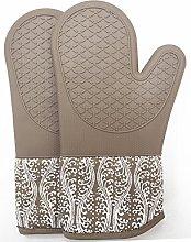 DETA KITCHEN Heat Resistant Silicone Oven Glove