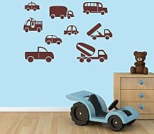 Detachable Boy Cute Car Wall Sticker Art Vinyl