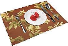 Details About Kitchen Tropical Plants Palm Leaf