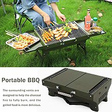Dettelin Portable Barbecue Grill BBQ Tool Kits for