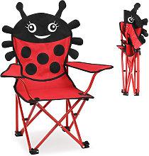 Deuba - 2 x Children's Camping Chair Folding