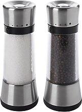 DevaCurl 1 OXO Good Grips Salt and Pepper Mill Set