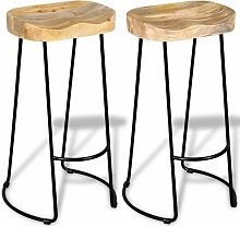 Devante Bar Stool Union Rustic