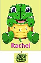 Devonshire Wood Personalised Tortoise Childrens