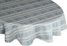 Devore Tablecloth Union Rustic Colour: Light