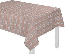Devore Tablecloth Union Rustic Size: 120cm W x