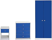 Devoted2Home Rovers Childrens Bedroom Furniture 3