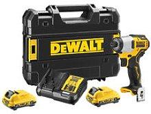 Dewalt DCF801D2 12V XR Brushless Compact Impact