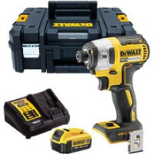 Dewalt DCF887N 18V Brushless Impact Driver with 1