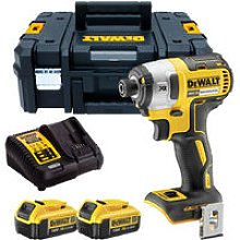 Dewalt DCF887N 18V Brushless Impact Driver with 2