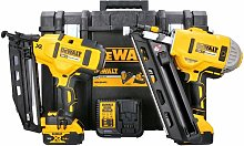Dewalt DCK264P2 18V XR li-ion Brushless Nailer