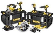 Dewalt Dck691M3 18V 6Pak(2 Cases)