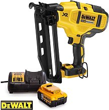 DeWalt DCN660 18V XR Brushless Second Fix Nailer