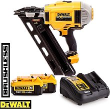 Dewalt DCN692 18V Brushless 90mm First Fix Nailer