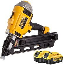 DeWalt DCN692 18V Brushless Framing Nailer with 2