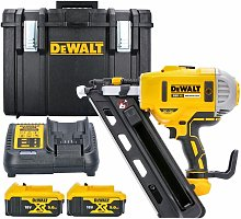 Dewalt DCN692N 18V XR Brushless 90mm First Fix