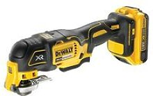 DeWalt DCS355D2 XR Brushless Oscillating