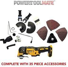 DeWalt DCS355N 18V XR Brushless Multi-Tool with