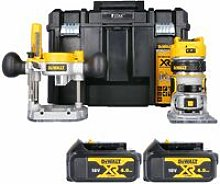 Dewalt DCW604NT 18V Router/Trimmer With Extra
