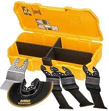 Dewalt DT20715 Multi Tool Accessory Blade Set 5