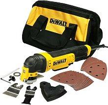 Dewalt DWE315 240V Corded Oscillating Multi Tool +
