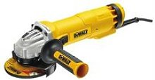 DeWalt DWE4206KL 115mm Mini Grinder With Kitbox