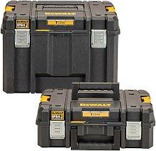 Dewalt TSTAK 2 Twin Pack - VI Deep Tool Storage