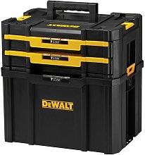 Dewalt Tstak IV Combo - Carry Open Tote Tool Box