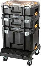 Dewalt TSTAK VI Deep Tool Storage Case + Drill