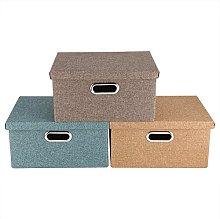DeWin Storage Box - Storage Bin Foldable Fabric