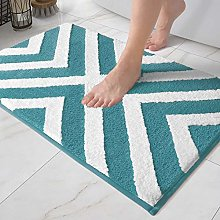 DEXI Bath Mat 50 x 80 cm,Non Slip Bathroom Mat