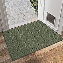 DEXI Non Slip Door Mat 80 x 120 cm,Absorbent