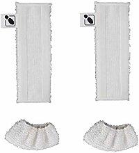 DEYF 2 Microfibre Floor Towel Fabric Set for