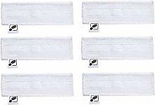 DEYF 6 New Microfiber floor towels cloth covers