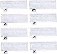 DEYF 8 New Microfiber floor towels cloth covers
