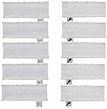 DEYF EasyFix Microfibre Cloth Set of 10 Floor