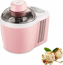 DFEDCLL Ice Cream Maker, Automatic Household