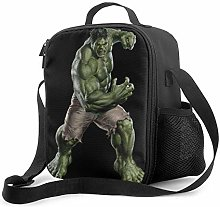DFGA Lunch Bag Insulated Lunch Box Hulk Tote Bag