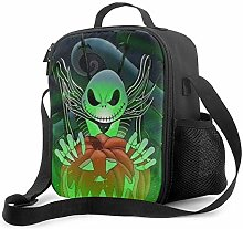 DFGA Lunch Bag Insulated Lunch Box Nightmare
