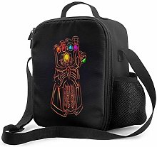 DFGA Lunch Bag Insulated Lunch Box Thanos Infinity