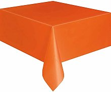 DFGH 137x183CM Disposable Party Tablecloth for