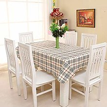 DFGH Tablecloth Waterproof and Oil-Proof,for