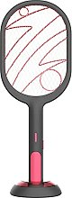 Dfghbn Mosquito Swatter 2-in-1 Bug Zapper Racket