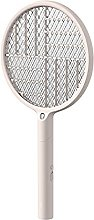 Dfghbn Mosquito Swatter LED Electric Fly Mosquito
