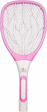 Dfghbn Mosquito Swatter LED Electric Swatter Bug
