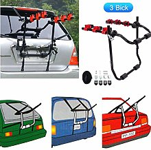 DGDG Folding Car Rear Bike Rack, Rear Suspension-3