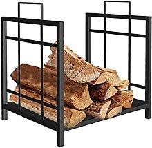 DGHJK Fireplace Screens Firewood Rack Storage