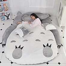 DGPOAD Tatami Mattress Mats Cartoon Totoro Lazy