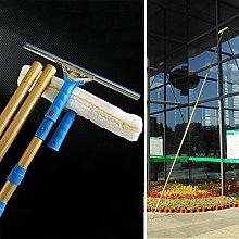 DGPOAD Telescopic Window Cleaner Bar Scraper,