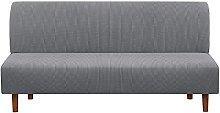 DGSGBAS Armless Sofa Slipcover, universial Stretch